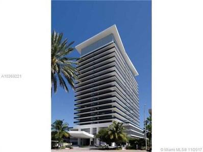 5875 Collins Av UNIT 2001, Miami Beach, FL 33140 - MLS#: A10369221