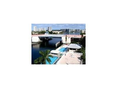1817 S Ocean Dr UNIT 819, Hallandale, FL 33009 - MLS#: A10369397