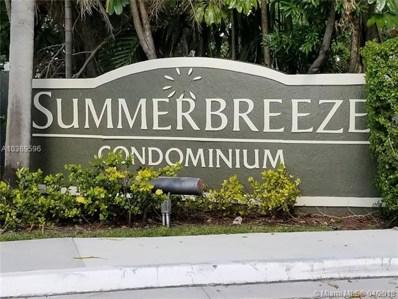 9999 Summerbreeze Dr UNIT 317, Sunrise, FL 33322 - MLS#: A10369596