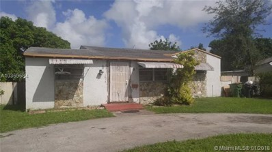 1015 NE 122nd St, North Miami, FL 33161 - MLS#: A10369684