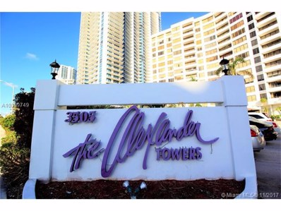 3505 S Ocean Dr UNIT 211, Hollywood, FL 33019 - MLS#: A10369749