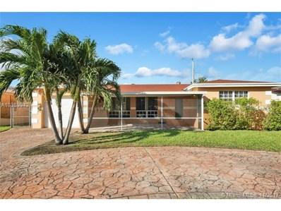 7957 Venetian St, Miramar, FL 33023 - MLS#: A10369942