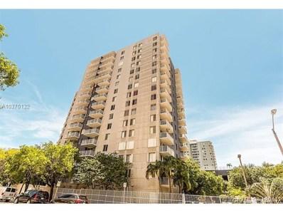 800 N Miami Ave UNIT E-1009, Miami, FL 33136 - MLS#: A10370132