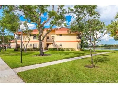 2748 S Carambola Cir S UNIT 1923, Coconut Creek, FL 33066 - MLS#: A10370517