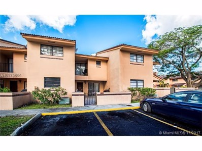 13412 SW 62ND St UNIT 103, Miami, FL 33183 - MLS#: A10370605