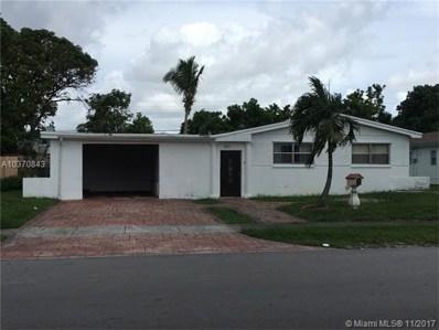 521 NE 177th St, North Miami Beach, FL 33162 - MLS#: A10370843