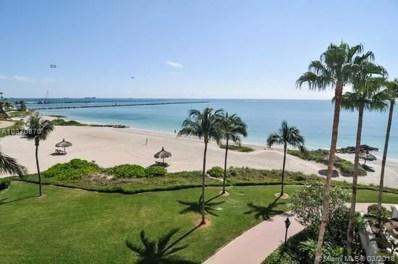 7743 Fisher Island Dr UNIT 7743, Miami Beach, FL 33109 - MLS#: A10370870