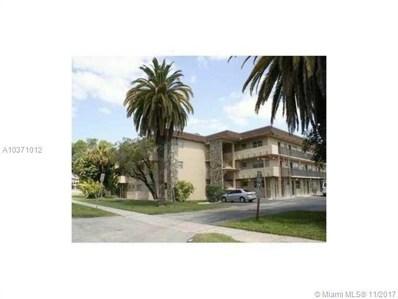 7505 SW 82nd St UNIT 216, Miami, FL 33143 - MLS#: A10371012