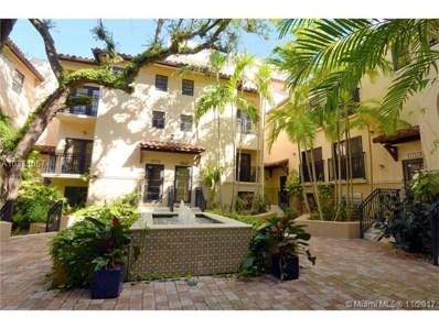 2751 Coconut Ave UNIT 2751, Miami, FL 33133 - MLS#: A10371057