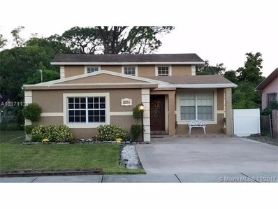 18125 NW 18th Ave, Miami Gardens, FL 33056 - MLS#: A10371134