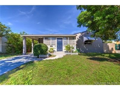1835 Fletcher St, Hollywood, FL 33020 - MLS#: A10371191