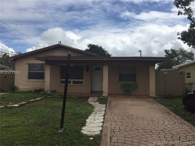1251 S 64th Ave, Hollywood, FL 33023 - MLS#: A10371550