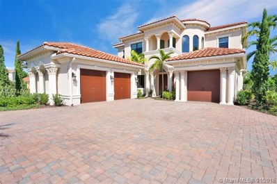 10123 Sweet Bay Mnr, Parkland, FL 33076 - MLS#: A10371769