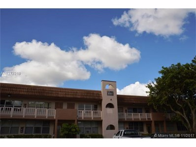 9081 Sunrise Lakes Blvd UNIT 207, Sunrise, FL 33322 - MLS#: A10372218
