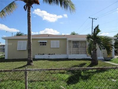 3500 NW 84th Ter, Miami, FL 33147 - MLS#: A10372222