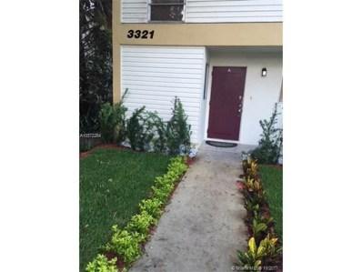 3321 Simms St UNIT 13A, Hollywood, FL 33021 - MLS#: A10372264