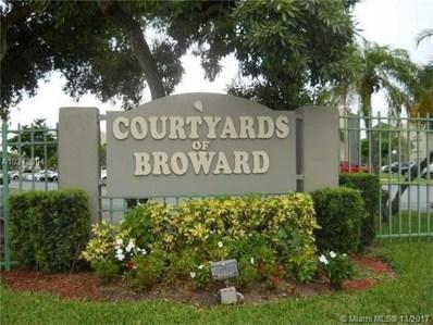 1820 SW 81 Ave UNIT 3107, North Lauderdale, FL 33068 - MLS#: A10372394