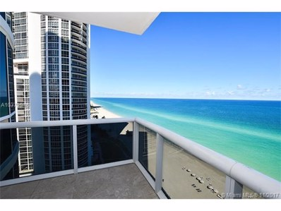 18101 Collins Ave UNIT 1709, Sunny Isles Beach, FL 33160 - MLS#: A10372946
