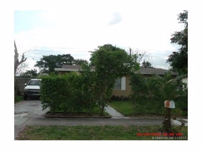 470 NW 30th Ter, Fort Lauderdale, FL 33311 - MLS#: A10373240