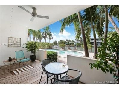 4800 Pine Tree Dr UNIT 105, Miami Beach, FL 33140 - MLS#: A10373266