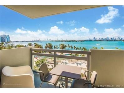 1500 Bay Rd UNIT 622S, Miami Beach, FL 33139 - MLS#: A10373563
