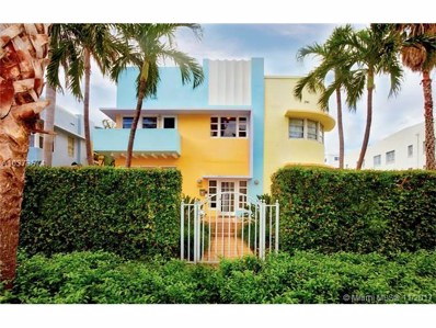760 Euclid Ave UNIT 201, Miami Beach, FL 33139 - MLS#: A10373574