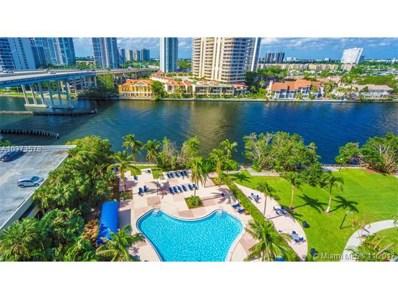 19390 Collins Ave UNIT 1103, Sunny Isles Beach, FL 33160 - MLS#: A10373578