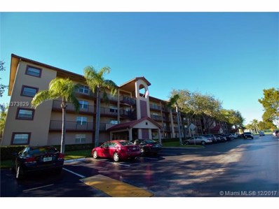 1000 SW 125th Ave UNIT 309N, Pembroke Pines, FL 33027 - MLS#: A10373829