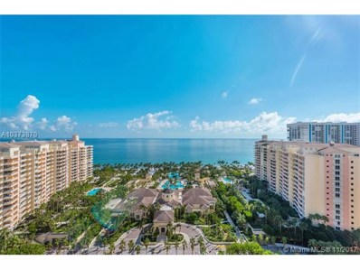 785 Crandon Blvd UNIT UPH3, Key Biscayne, FL 33149 - MLS#: A10373870