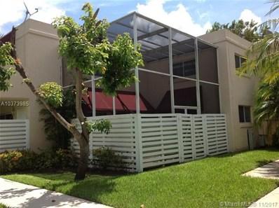 14318 SW 97 Terrace UNIT 14318, Kendall, FL 33186 - MLS#: A10373985