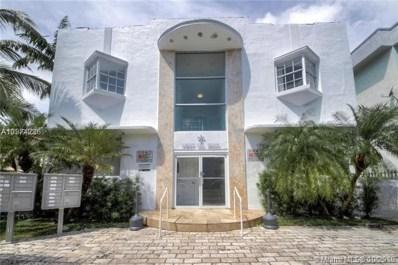 1526 Pennsylvania Ave UNIT 16, Miami Beach, FL 33139 - MLS#: A10374236
