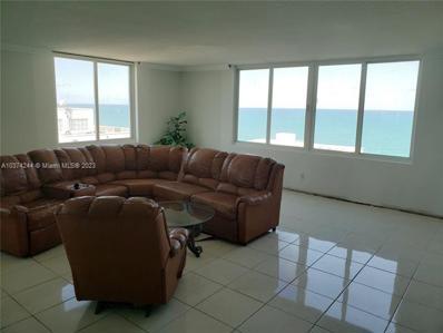5401 Collins Ave UNIT 919, Miami Beach, FL 33140 - MLS#: A10374244