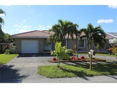 13300 SW 5th St, Miami, FL 33184 - MLS#: A10374256