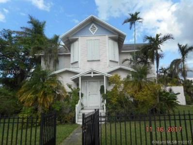 25 NE 12th St, Homestead, FL 33030 - MLS#: A10374436