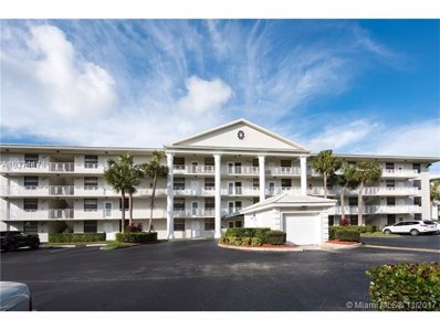 1717 Whitehall Dr UNIT 206, Davie, FL 33324 - MLS#: A10374474