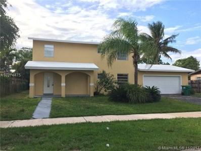 16314 SW 99th Ct, Miami, FL 33157 - MLS#: A10374475