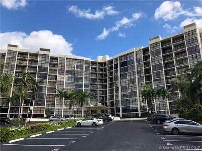 600 Parkview Dr UNIT 424, Hallandale, FL 33009 - MLS#: A10374618