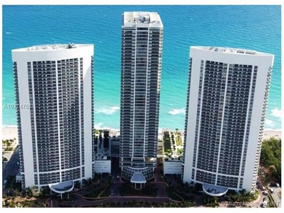 1830 S Ocean Dr UNIT 3305, Hallandale, FL 33009 - MLS#: A10374755