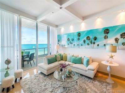 100 S Pointe Dr UNIT 1208, Miami Beach, FL 33139 - MLS#: A10374769