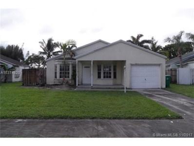12900 SW 15th Mnr, Davie, FL 33325 - MLS#: A10374820