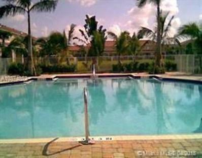8275 SW 27TH Street UNIT 107, Miramar, FL 33025 - MLS#: A10374852