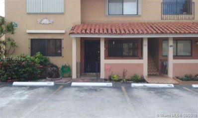 2730 W 60th Pl UNIT 101, Hialeah, FL 33016 - #: A10374884