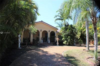 72 Corydon Dr, Miami Springs, FL 33166 - MLS#: A10375060