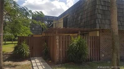 8441 N Coral Cir UNIT 8441, North Lauderdale, FL 33068 - MLS#: A10375081