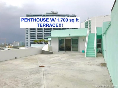 3301 NE 5 Ave UNIT PH-1, Miami, FL 33137 - MLS#: A10375450