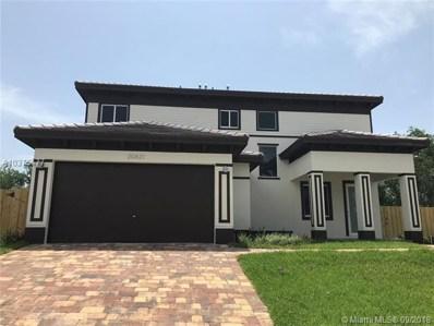 20561 SW 79th Ct, Cutler Bay, FL 33189 - MLS#: A10375477