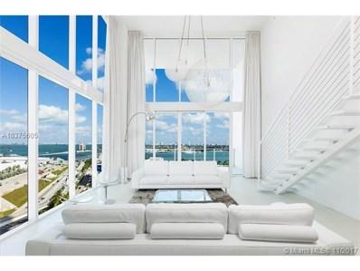 1040 Biscayne Blvd UNIT 1204, Miami, FL 33132 - MLS#: A10375605