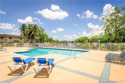 302 Palm Circle UNIT E, Pembroke Pines, FL 33025 - MLS#: A10375807