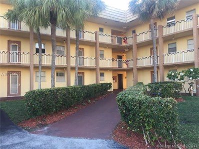 8305 Sunrise Lakes Blvd UNIT 206, Sunrise, FL 33322 - MLS#: A10376003