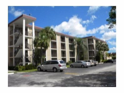 2649 NW 48 Terrace UNIT 335, Lauderdale Lakes, FL 33313 - MLS#: A10376134